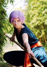 Cosplay-Cover: Trunks Briefs [Kid]
