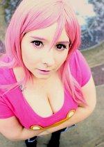 Cosplay-Cover: Satsuki Momoi (Pink Shirt)