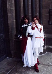 Cosplay-Cover: Fuu's Red Version ~ Austria