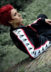 Cosplay-Cover: Seijuuro Mikoshiba [Samezuka Trainingssuit]