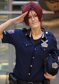 Cosplay-Cover: Rin Matsuoka [Officer Vers.]