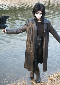 Cosplay-Cover: Eric Draven (The Crow)