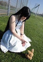 Cosplay-Cover: Alice [Blue Dress]