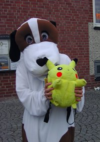 Cosplay-Cover: Inu