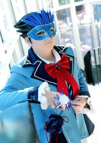 Cosplay-Cover: Phoenix Wright (Fanart)