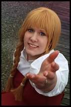 Cosplay-Cover: Rosette Christopher (Orphanage Version)
