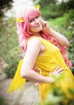 Cosplay-Cover: Fluttershy [humanized]