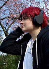 Cosplay-Cover: Kagami Taiga [Streetstyle]