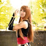 Cosplay: Kasumi [Black Outfit]
