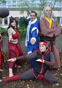 Cosplay-Cover: Iroh (Buch 1 ohne Rüstung)