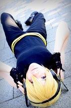 Cosplay-Cover: Kagamine Len [Black Magnet]