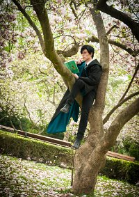 Cosplay-Cover: Tom Marvolo Riddle