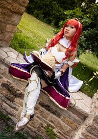 Cosplay-Cover: Celica