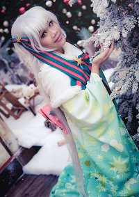 Cosplay-Cover: Jeanne d'Arc Alter Lily - Xmas Kimono