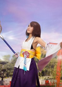 Cosplay-Cover: Yuna Braska - Summoner
