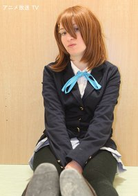 Cosplay-Cover: Hirasawa Yui [Winterschuluniform] - 平沢唯 [冬制服]