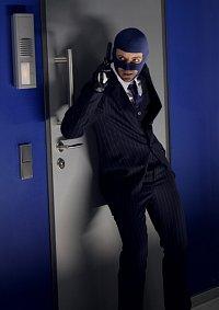 Cosplay-Cover: BLU Spy
