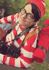 Cosplay-Cover: Waldo/Walter/Wally