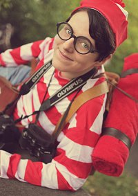 Cosplay-Cover: Waldo/Walter/Wally