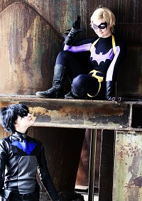 Cosplay-Cover: Nightwing [Stephanie Brown]