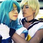 Cosplay: Sailor Uranus