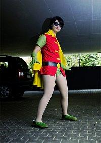 "Cosplay-Cover: Robin I [Richard ""Dick"" Grayson]"