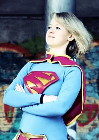 Cosplay-Cover: Supergirl (New52)