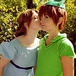 Cosplay: Peter Pan (Disney version)