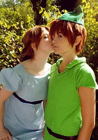 Cosplay-Cover: Peter Pan (Disney version)