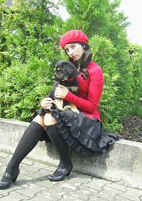 Cosplay-Cover: Casual Red