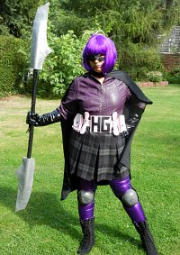 Cosplay-Cover: Hit-Girl