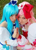 Cosplay-Cover: Cure Blossom - Heartcatch! PreCure