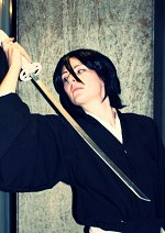 Cosplay-Cover: Kuchiki Rukia - Shinigami