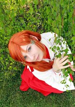 Cosplay-Cover: Inoue Orihime - Miko [ArtBookVersion]