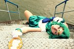 Cosplay-Cover: Sailor Neptun