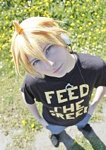 Cosplay-Cover: Kagamine Len - Feed the Greed (FanArt)