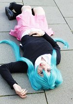 Cosplay-Cover: Hatsune Miku - Rolling Girl