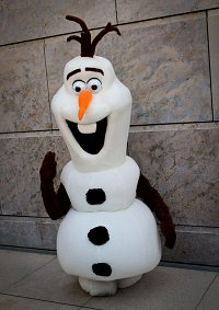 Cosplay-Cover: Olaf