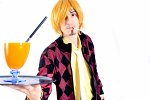 Cosplay-Cover: Sanji (Film Z - Anfangsoutfit)