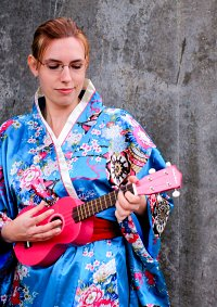 Cosplay-Cover: Hanami-Outfit