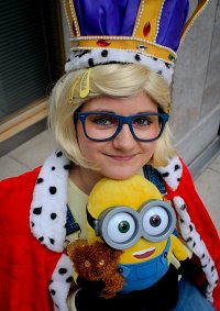 Cosplay-Cover: King Bob ✽ Gijinka ✽ Minions