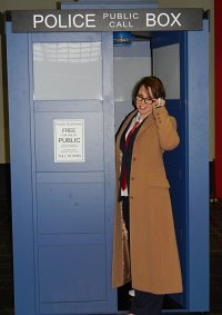 Cosplay-Cover: Tenth Doctor [Female]