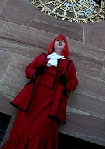 Cosplay-Cover: Madame Red