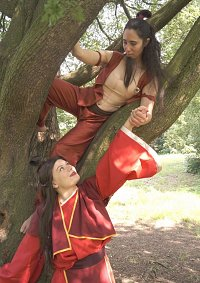 Cosplay-Cover: Ozai [Beach Outfit]