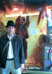 Cosplay-Cover: Indiana Jones