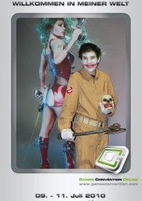 Cosplay-Cover: Ghostbusters Joker