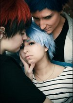 Cosplay-Cover: Aomine Daiki (Zivil-Outfit)