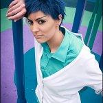 Cosplay: Aomine Daiki (Teiko)