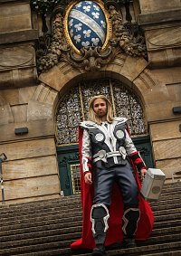 Cosplay-Cover: Thor Odinson
