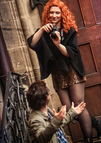 Cosplay-Cover: Freddie Lounds